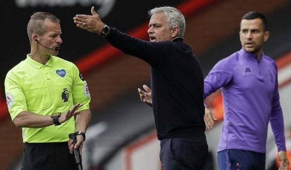 Jose Mourinho Kembali Menyalahkan VAR