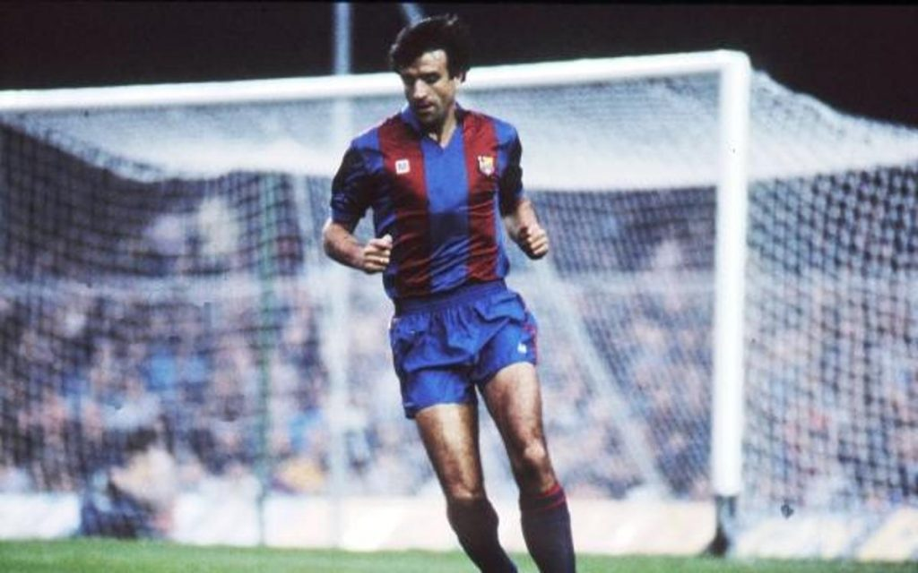 kapten terbaik di Barcelona