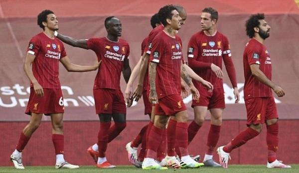 Liverpool Catat Rekor Kemenangan Yang Sama Dengan City