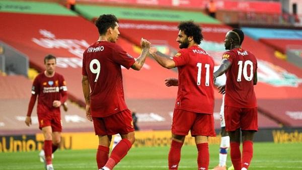 Liverpool Catat Rekor Kemenangan Yang Sama Dengan Manchester City