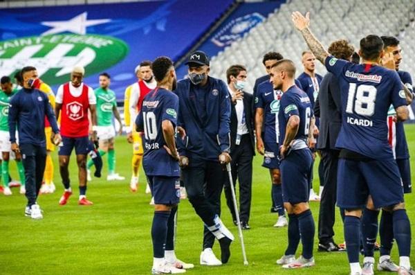 Mbappe Absen Di Laga Perempat Final Liga Champions