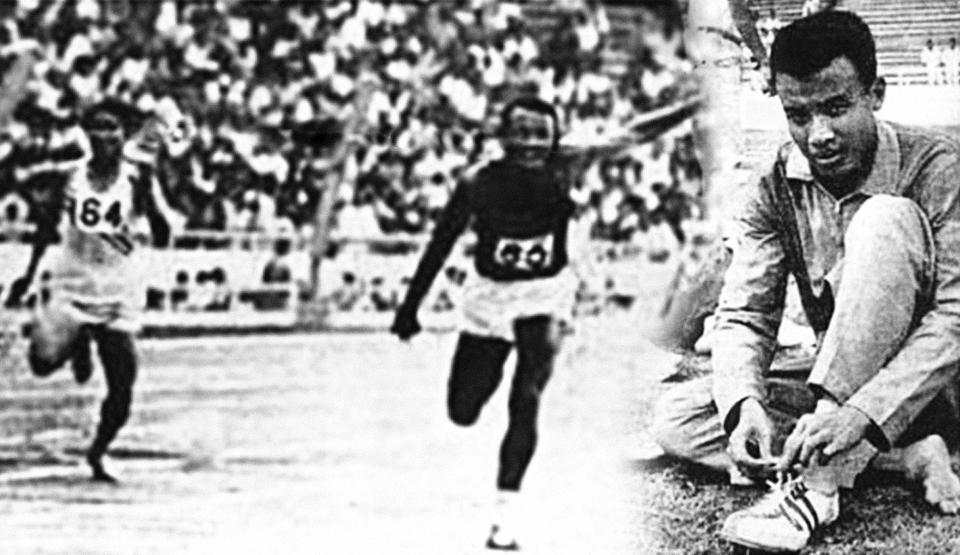 pelari terbaik di Indonesia