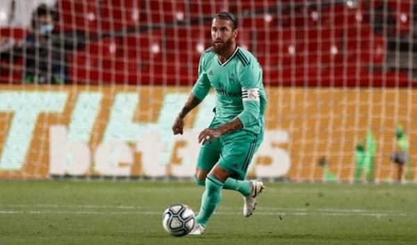Perez Yakin Kalau Ramos Akan Terus Bertahan Di Madrid