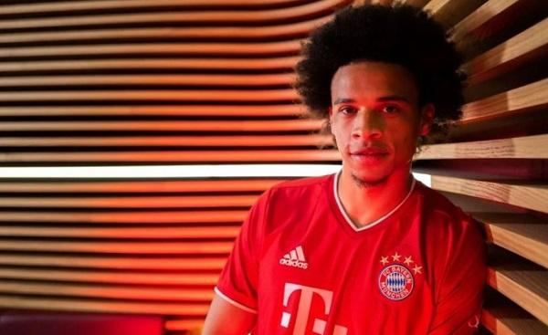 Sane Merasa Sangat Senang Berada Di Bayern