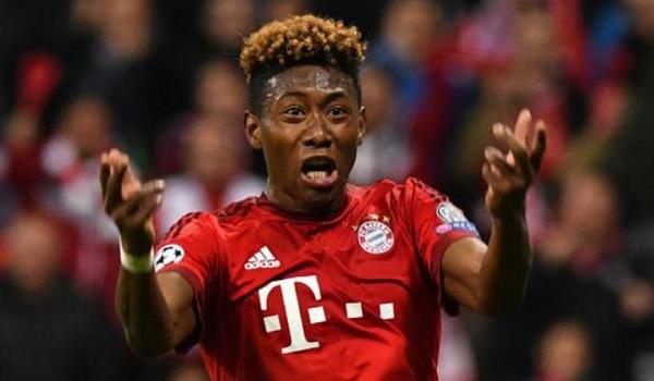 Sane Minta Alaba Tetap Di Bayern