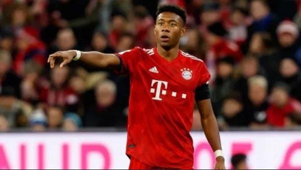 Sane Minta David Alaba Tetap Di Bayern