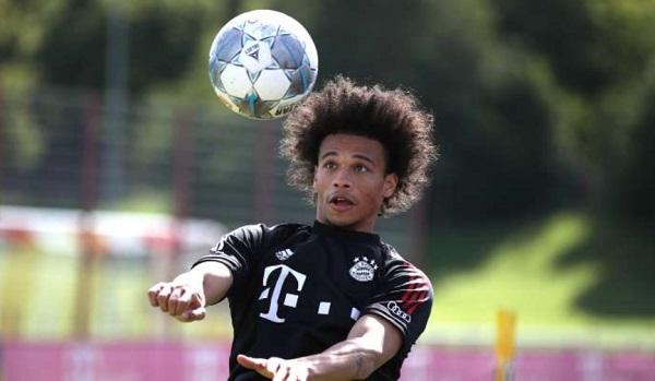 Sane Senang Berada Di Bayern