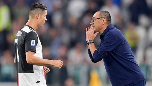 Sarri Dan Ronaldo Bertahan Di Juventus
