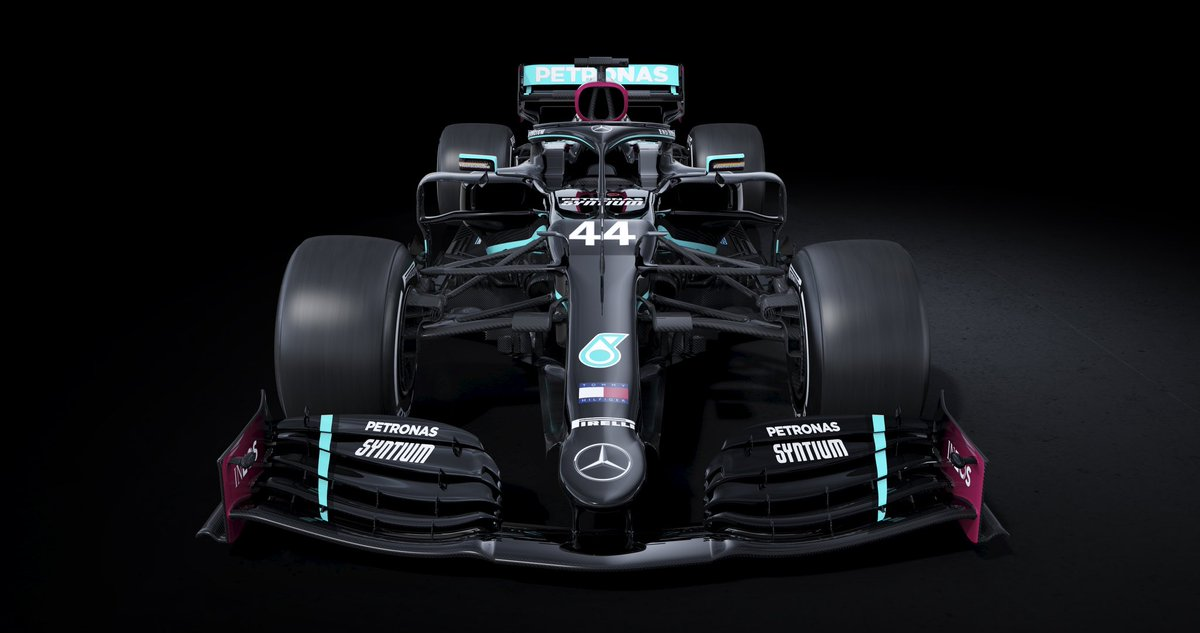 livery Mercedes W11
