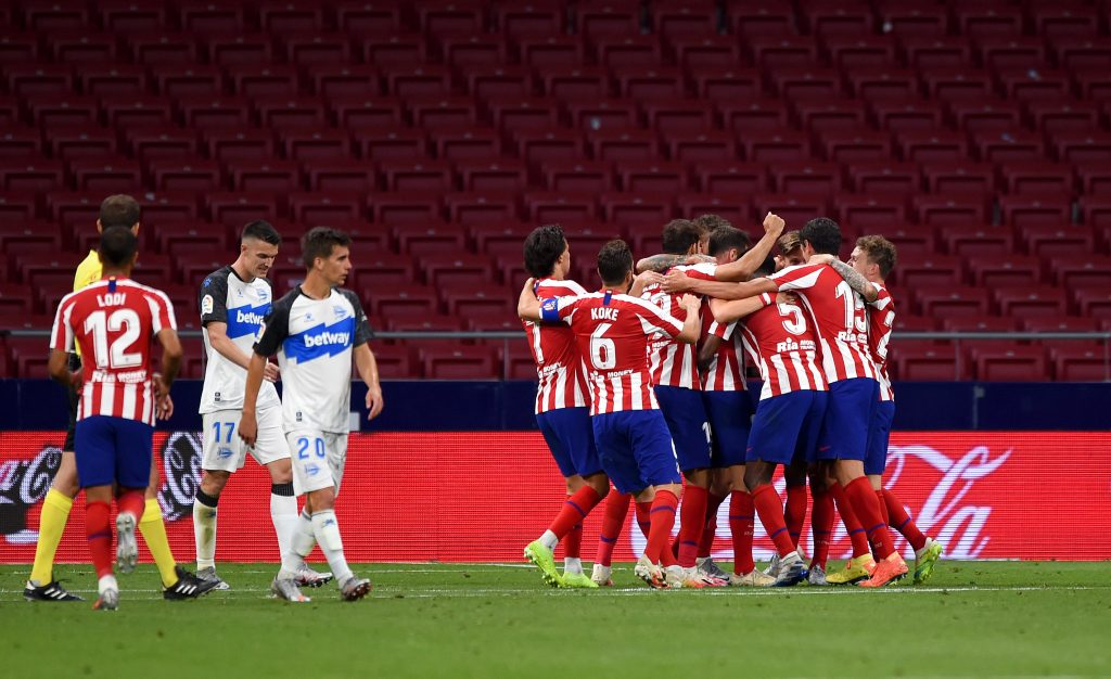 tim Atletico Madrid