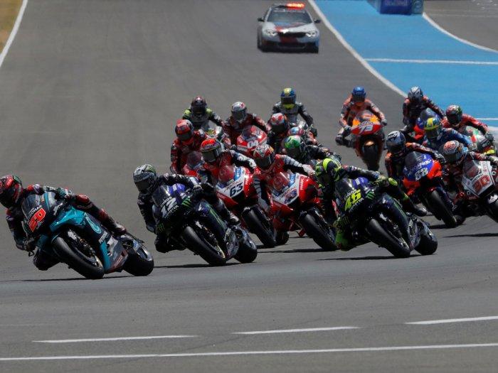 turnamen MotoGP Andalusia 2020