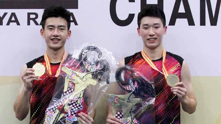 Di Zi Jian dan Wang Chang