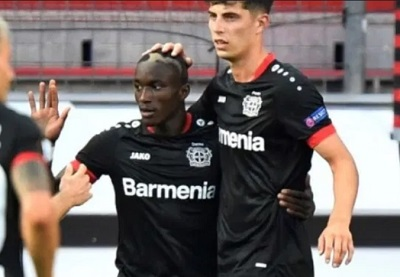 Diaby Cetak Gol Pertamanya Di Eropa
