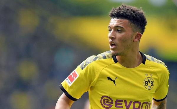 Dortmund Sindir MU Soal Sancho Lewat Media Sosial
