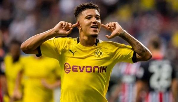 Dortmund Tidak Terlalu Khawatirkan Perjalanan Sancho ke Inggris