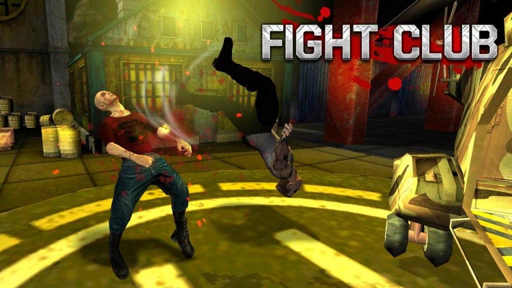 Game esports fighting
