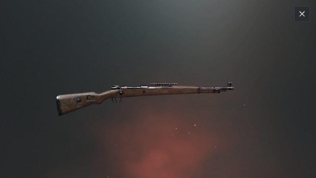 Senjata Terbaik di Game PUBG Mobile