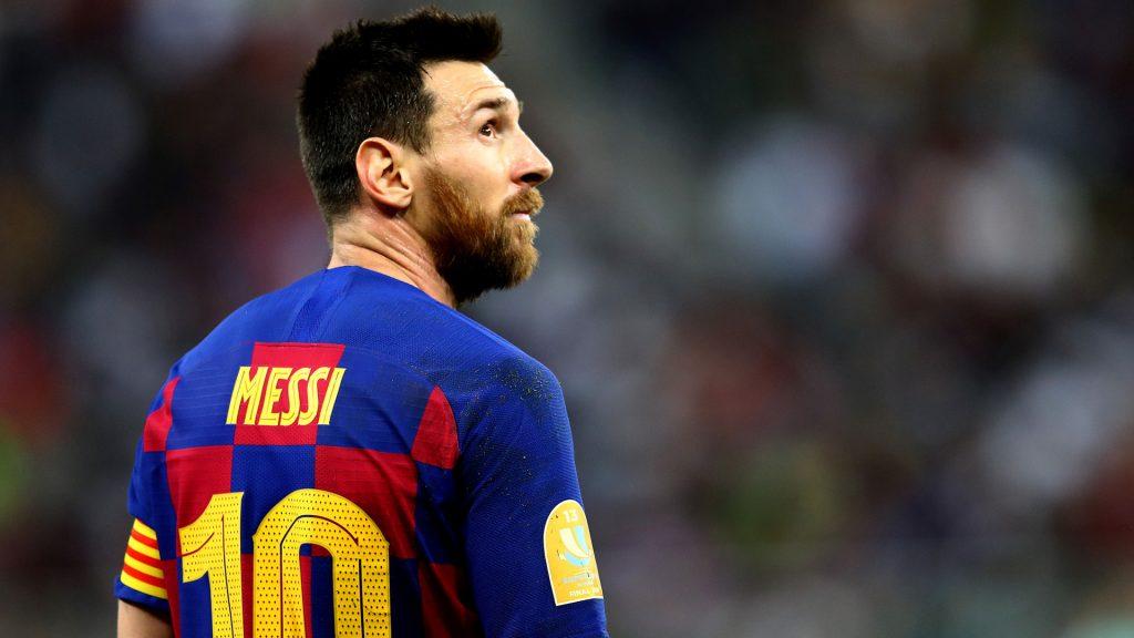 Lionel Messi mundur dari Barcelona