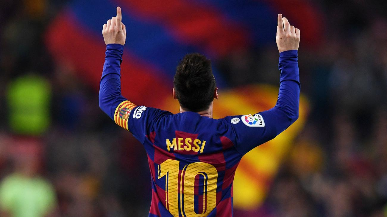 Lionel Messi vs Barcelona