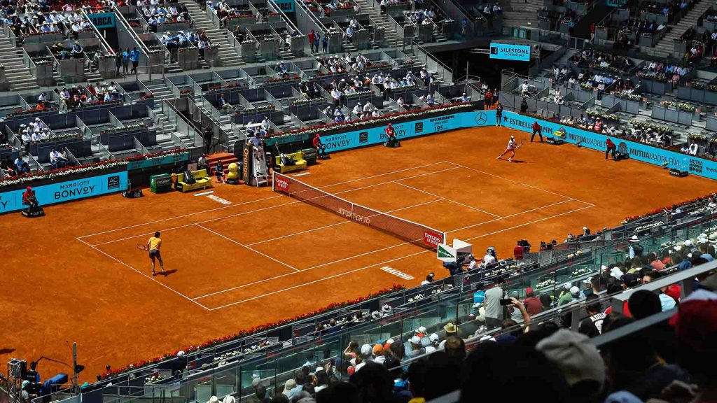 Madrid Open 2020
