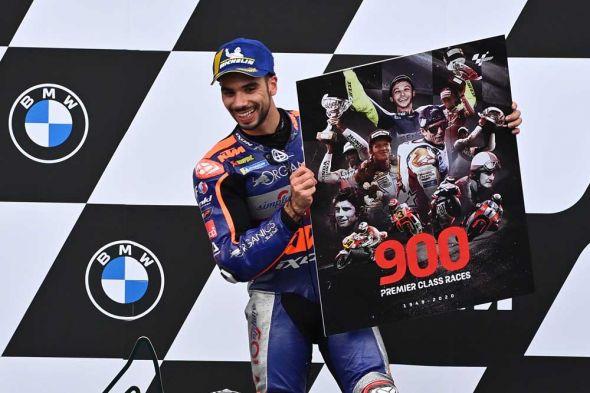 Miguel Oliveira di MotoGP Styria 2020