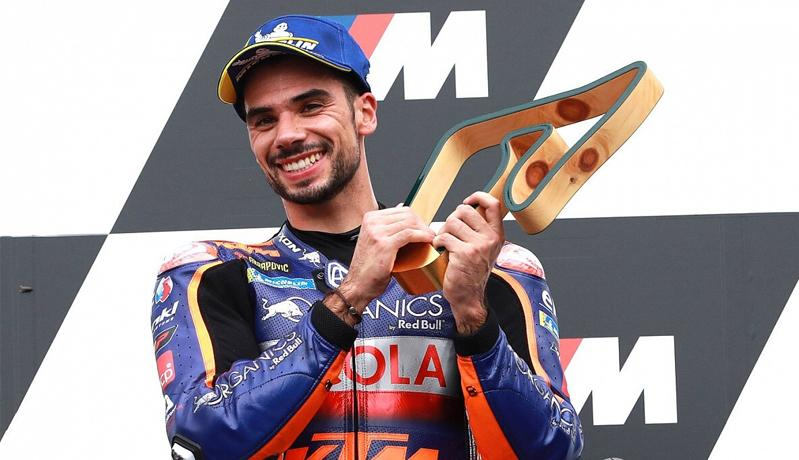 Miguel Oliveira raih Juara MotoGP Styria 2020