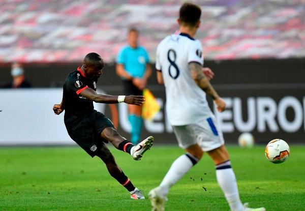 Moussa Diaby Cetak Gol Pertamanya Di Eropa