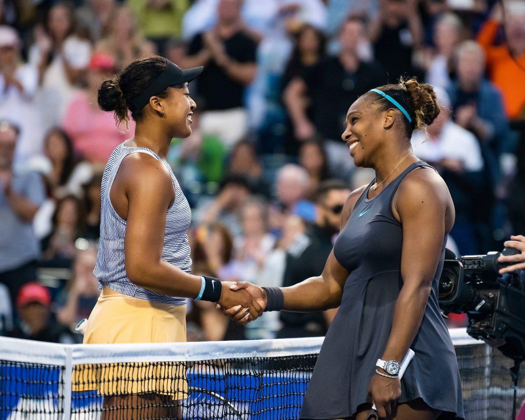 Naomi Osaka dan Serena