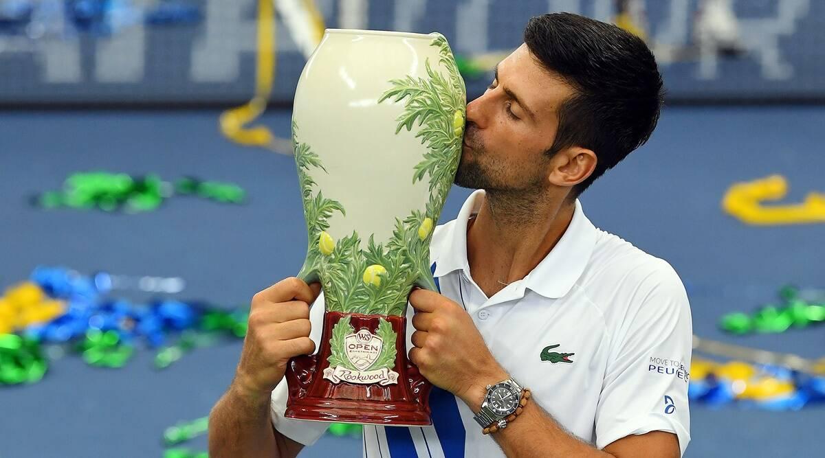 Novak Djokovic raih gelar Western & Southern Open