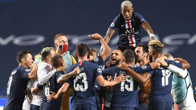 PSG berjaya di Liga Champions