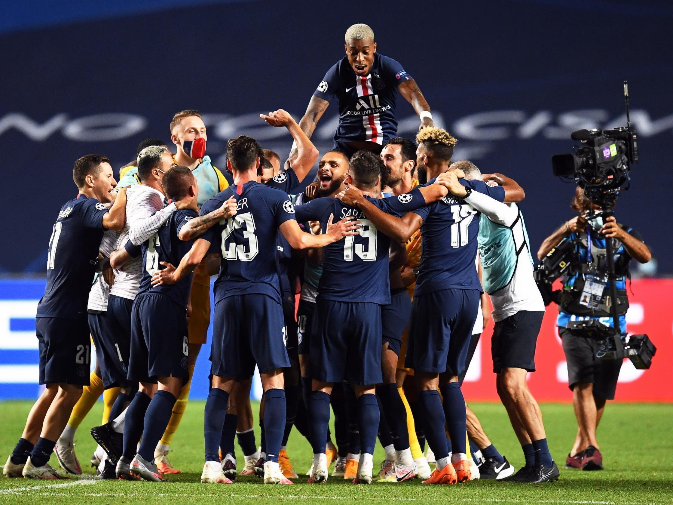 PSG menuju final LIga Champions