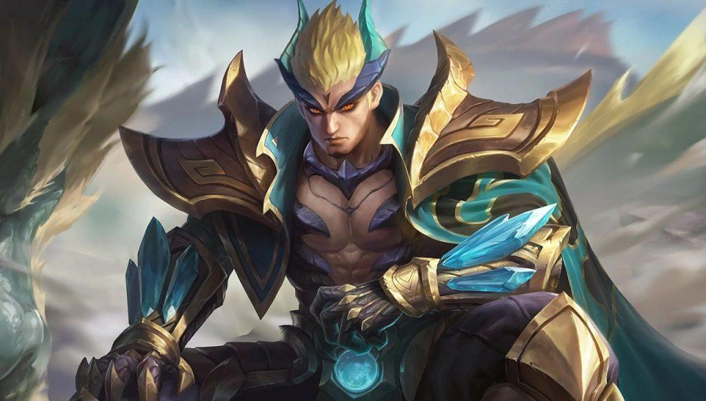 Yu Zhong (fighter)