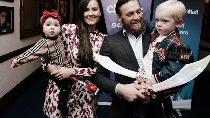 keluarga Conor McGregor