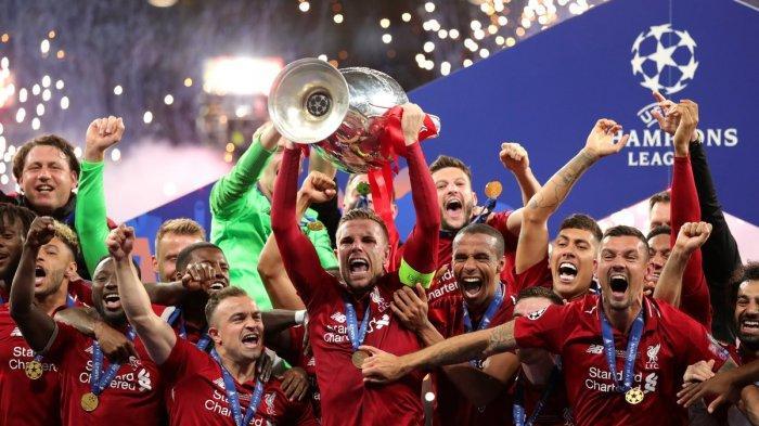 klub juara Liga Champions 2019-2020