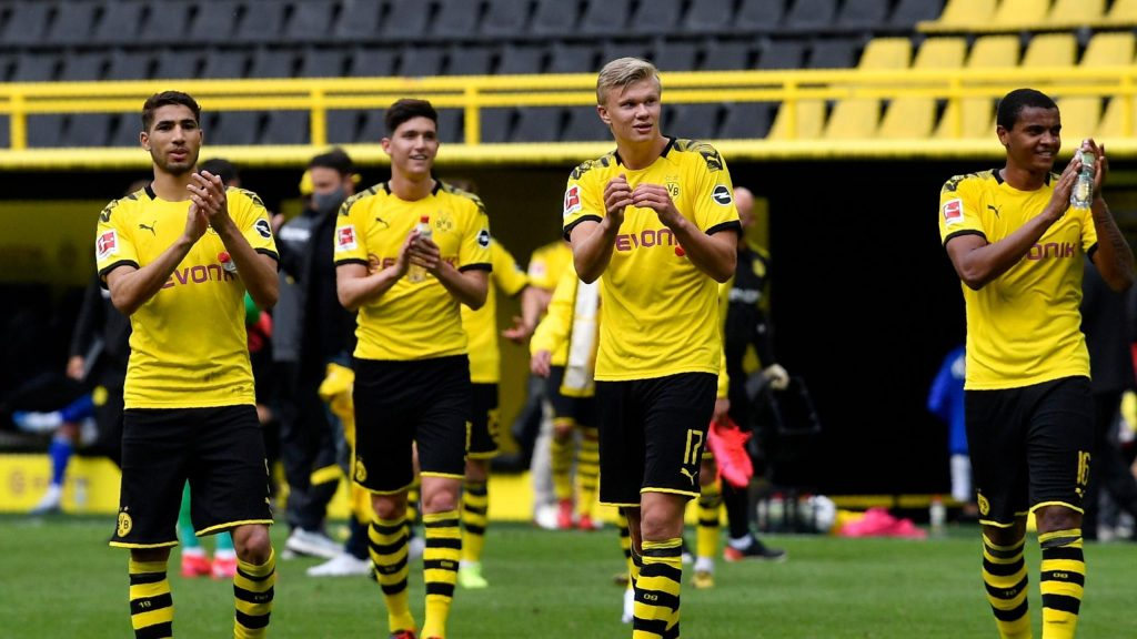 tim Borussia Dortmund