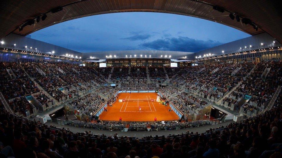 turnamen Madrid Open