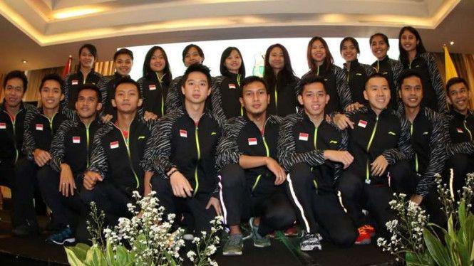 Indonesia mundur dari Piala Thomas dan Uber 2020