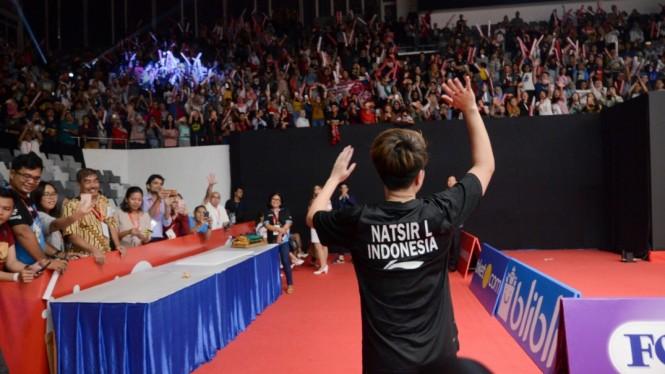 Liliyana Natsir raih gelar juara dunia