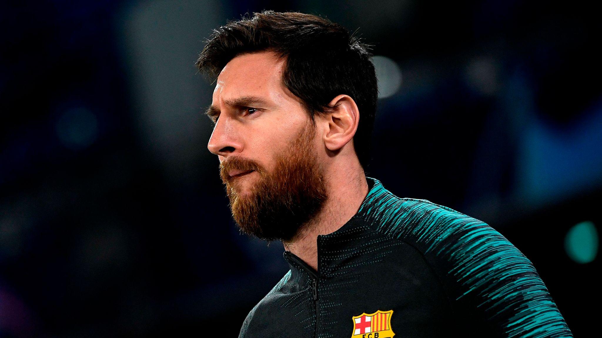 Lionel Messi lanjutkan kontrak di Barcelona