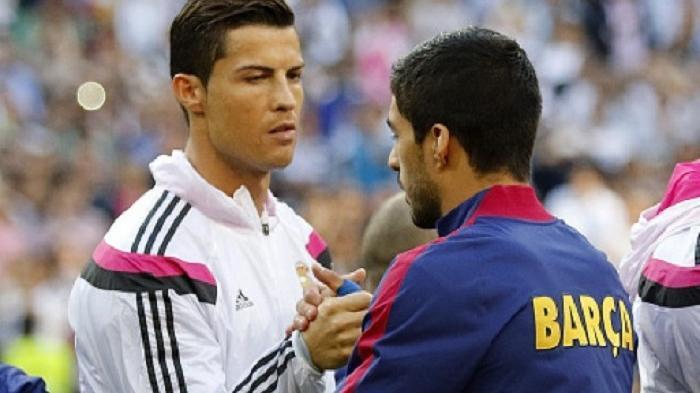 Luis Suarez dan Ronaldo