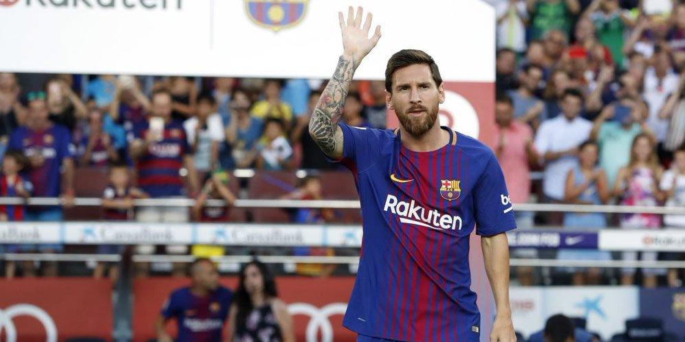 Messi di Barcelona