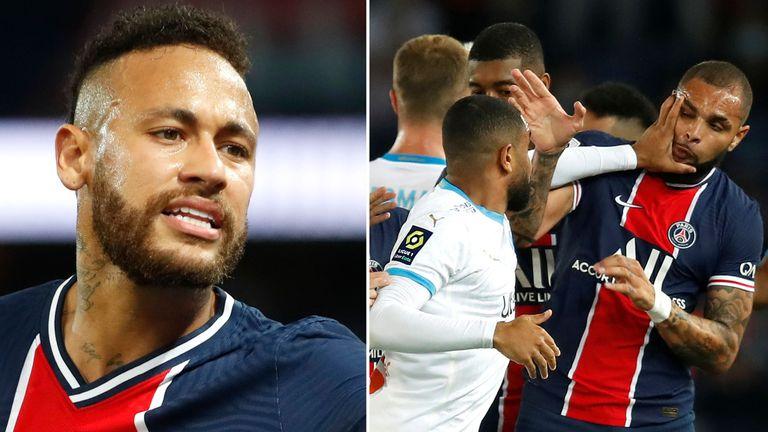 Neymar diberi sanksi larangan bermain