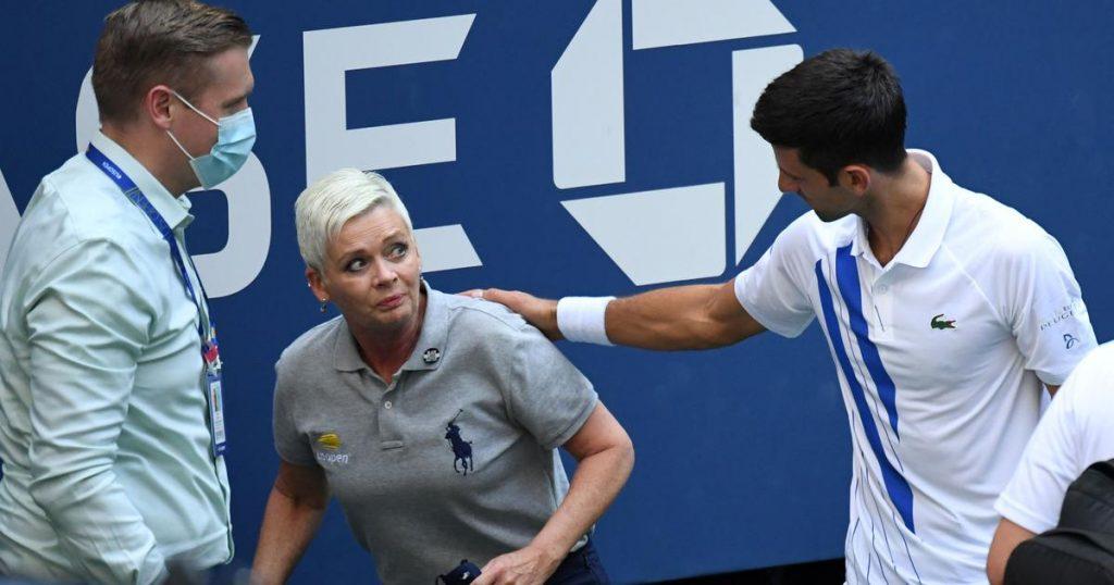 Novak Djokovic terkait insiden memalukan