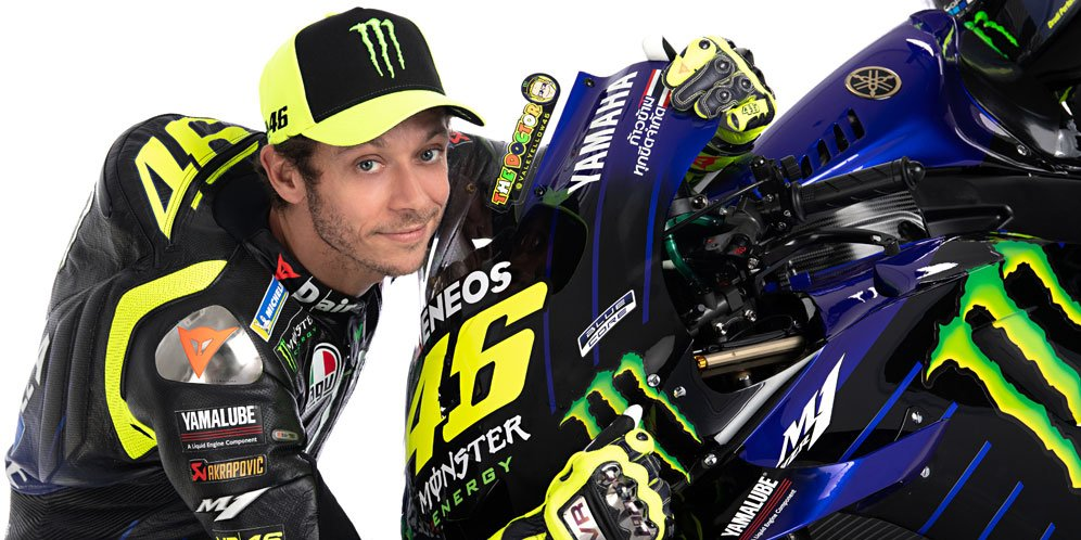 Valentino Rossi pindah Petronas Yamaha