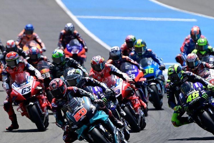 balapan MotoGP Catalunya 2020