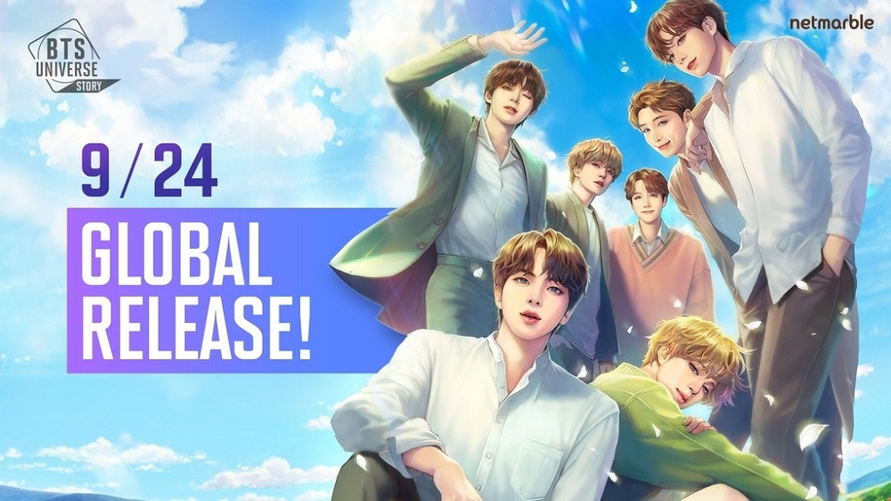 game BTS Universe Story