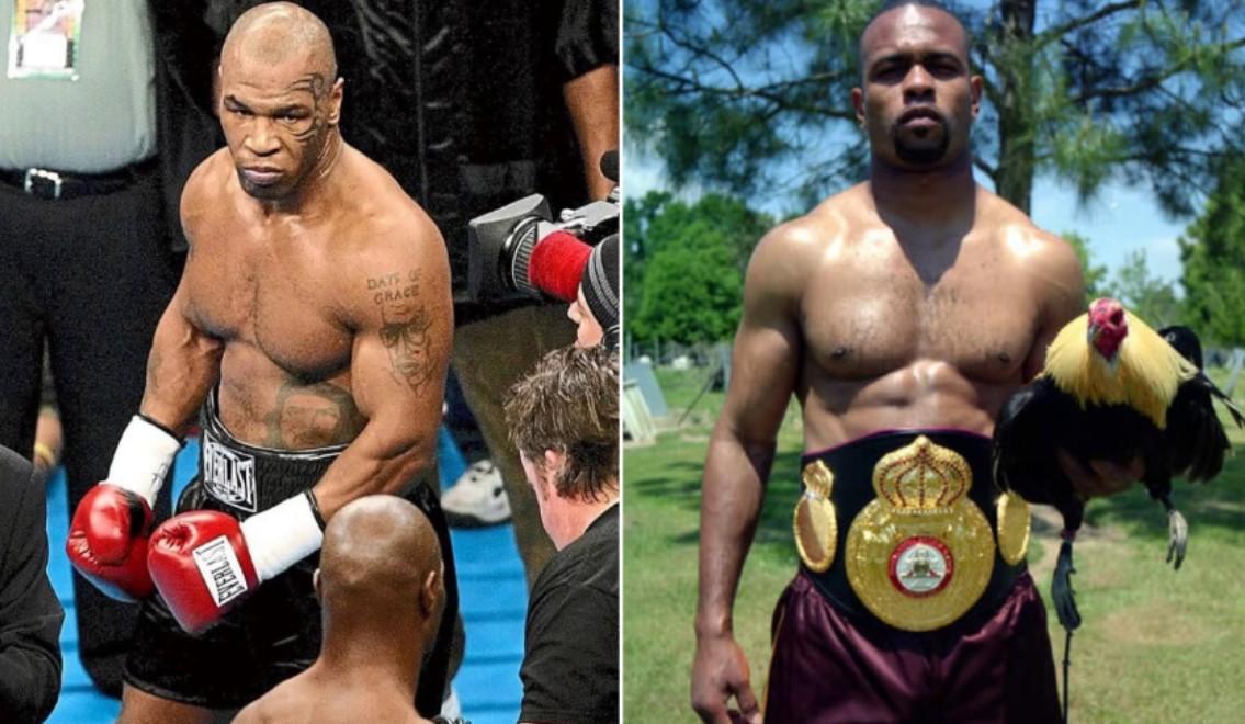 laga Mike Tyson vs Roy Jones Jr