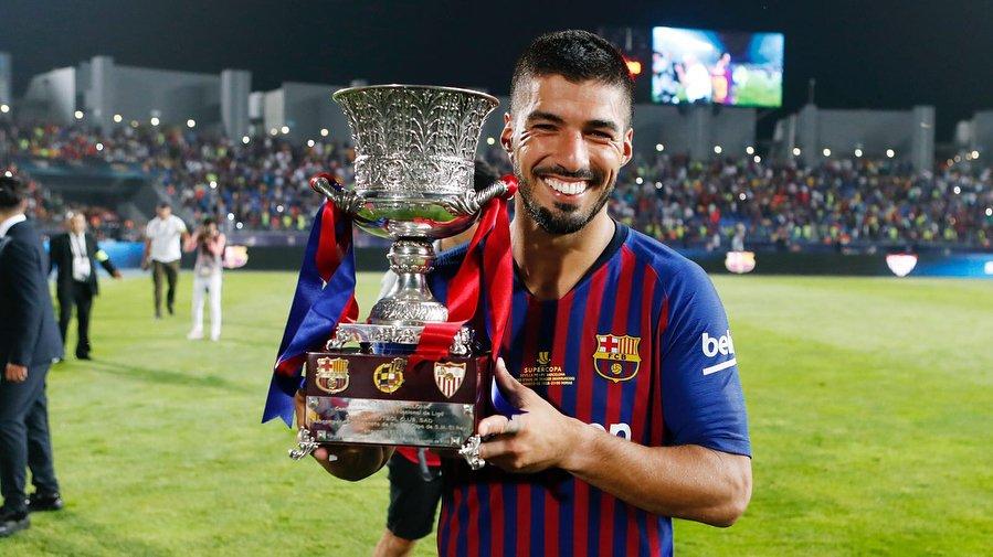 prestasi Luis Suarez