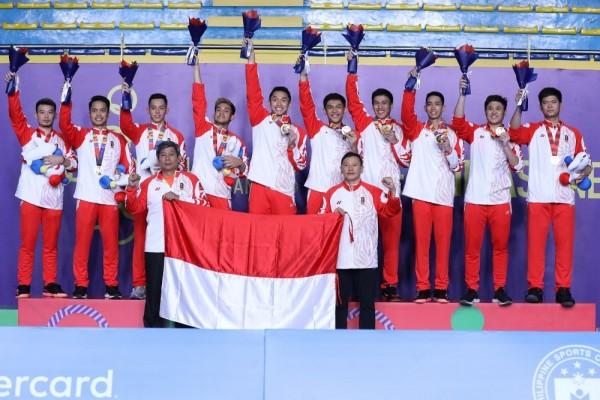 tim Piala Thomas dan Piala Uber Indonesia