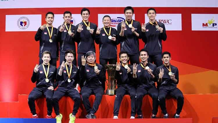 tim piala Thomas 2020